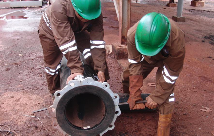 Pexgol   Cross Linked Pex Pipe Solutions   Mining   Industry
